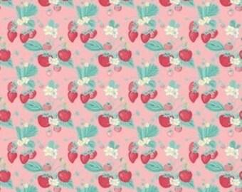 Shabby Strawbery C6040-pink