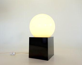 60s Globe Lamp.