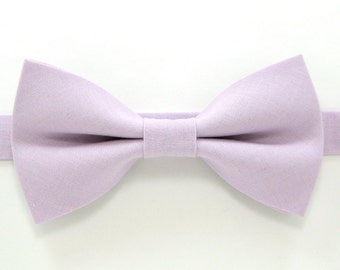 Lavender bow tie,Easter bow tie,Wedding bow tie,Party bow tie for Men,Toddlers ,Boys,Baby