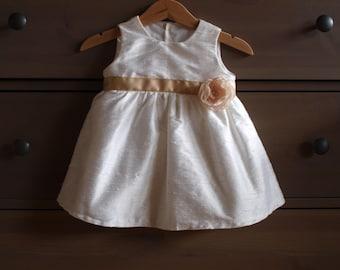 """precious silk dress """"Annabell"""""""