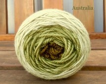 Gradient Yarn Hand Dyed Fingering Weight - 100gms 'Forest' Colorway