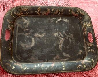 19th Century Tole Tray