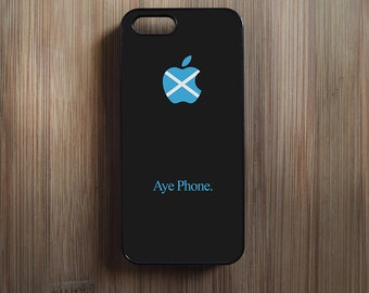 Scottish Aye Phone iPhone 6 Case iPhone 6s Case iPhone 6 Plus Case iPhone 6s Plus Case Scotland iPhone 5s Case iPhone 5 Case iPhone 5c Case