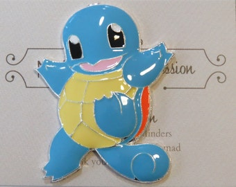 Squirtle Pokemon Needle Minder