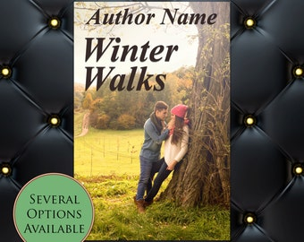 Winter Walks Pre-Made eBook Cover * Kindle * Ereader Cover