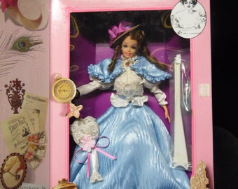 Mattel The Great Eras Collector Edition Gibson Girl 1993 Barbie Doll New In Box