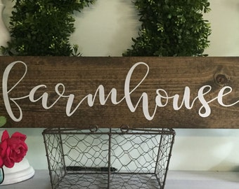 farmhouse, Rustic kitchen sign, wood sign, wooden sign, farmhouse sign, kitchen decor, rustic sign, kitchen rustic sign