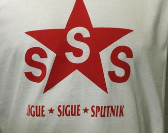 SIGUE SIGUE SPUTNIK shirt