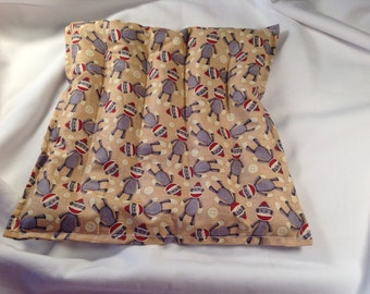 Rice Heating Pad, Microwave heat Pack, Lower back Heating pad, back rice pad, Hot Cold Pack,Back Heat Therapy