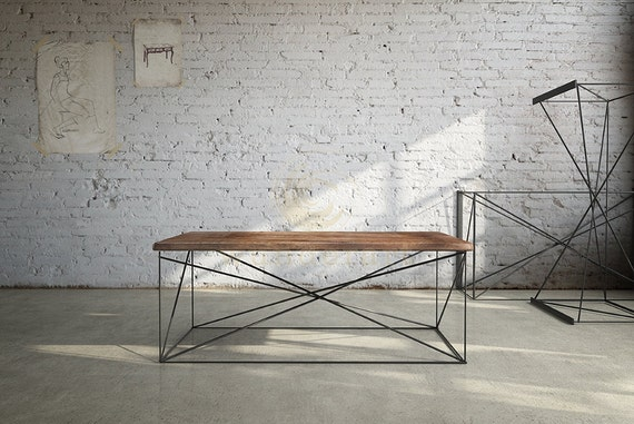 beautiful and modern coffee table George ideal for the