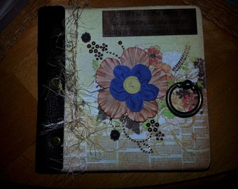 Scrap Booking - Books & Pages