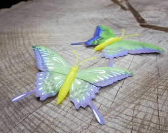 Butterfly Magnet ~2 pieces #100885