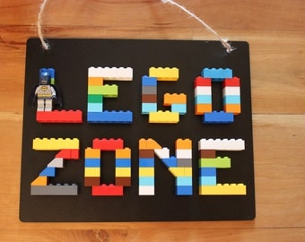 Lego room etsy for Cover letter for lego