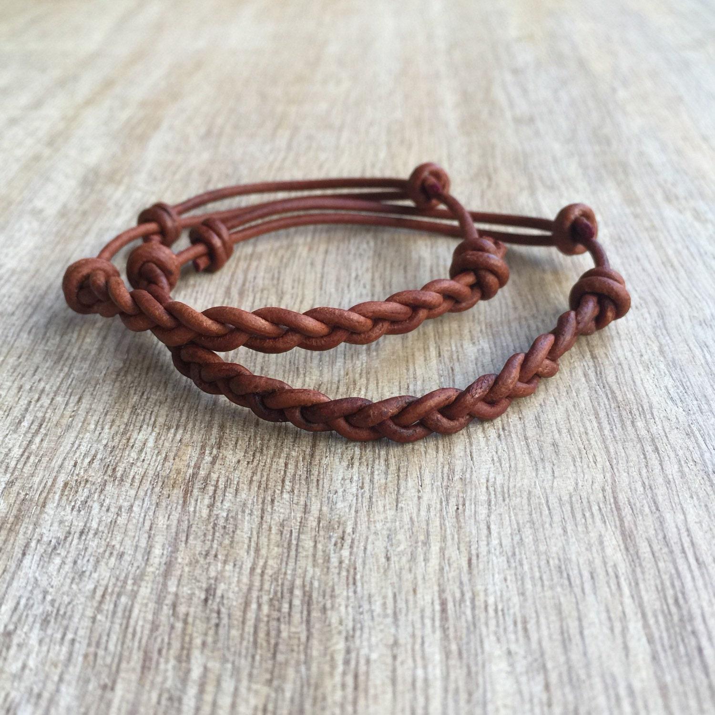 couples bracelet leather bracelets his and her bracelet