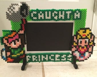 The Legend Of Zelda Picture Frame Caught A Princess
