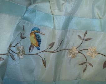 Drapery,Drapes,Romantic drapes, vintage style drapery, romantic style