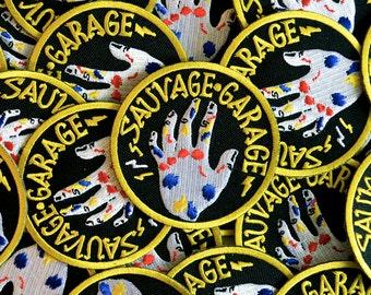 """Patch """"Wild Garage"""""""