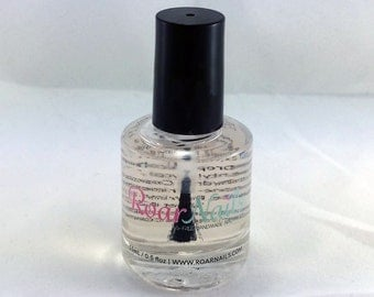 All Clear | Base & Top Coats | Handmade 5-Free Nail Polish