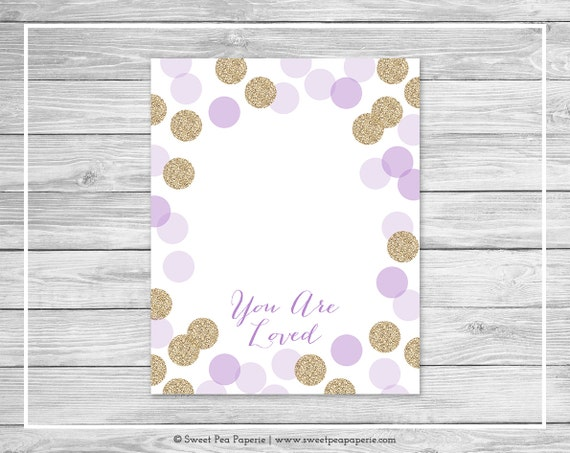 purple and gold baby shower guest book printable baby shower