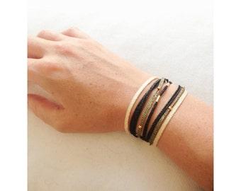 Bracelet link Mila
