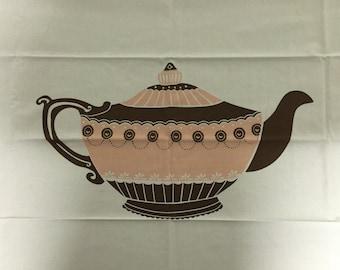 Teapot Apron Panel