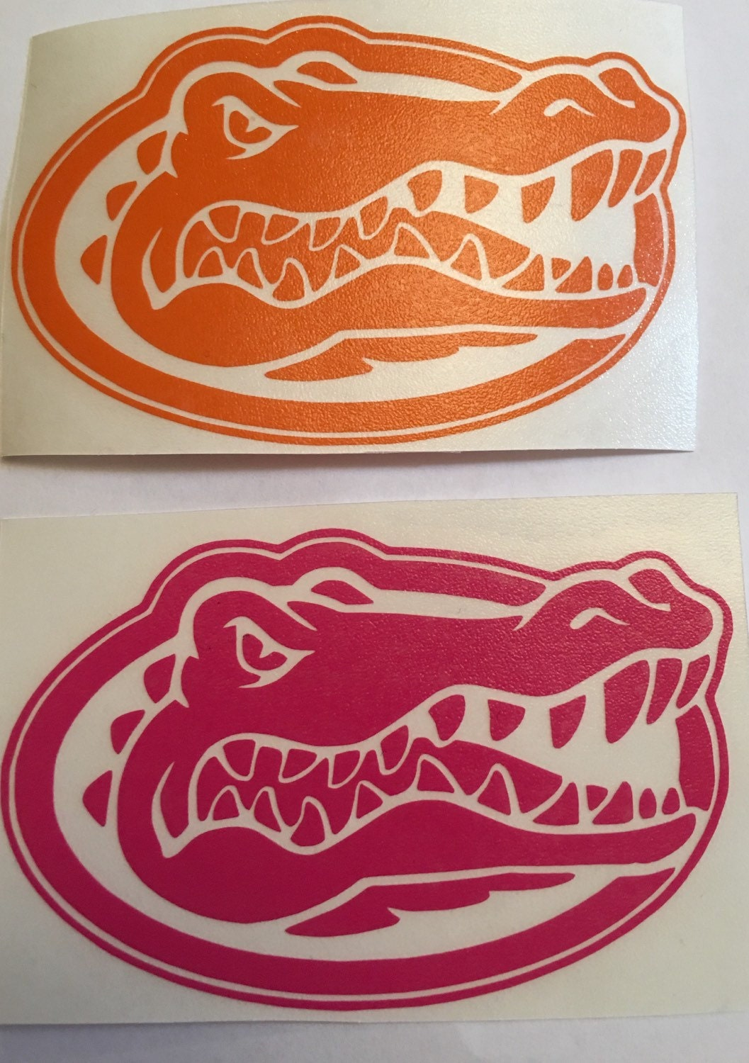 Florida Gator Stickers : Florida gator inspired decal yeti