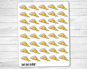 B072   Pizza Slice Sticker