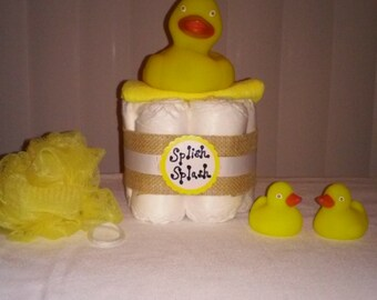 Diaper Rubber Ducky
