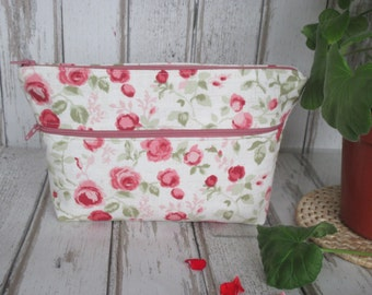 Large Double Pocketed Make-Up Bag Toiletry Bag Wash Bag