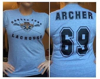 Archer Danger Zone T-shirt