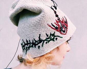 Beanie Hat  pure cotton