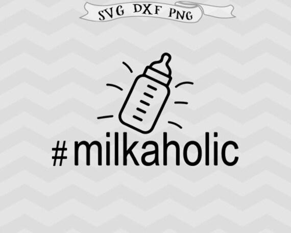 milkaholic bottle just bcause
