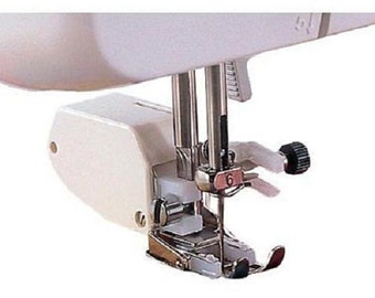 Brother Sa107 Style Walking Foot Fits Most Low Shank & Snap on Home Sewing Machines