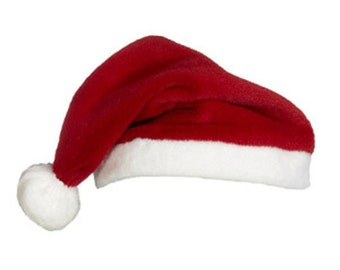 Easy As 1-2-3 Christmas Hat
