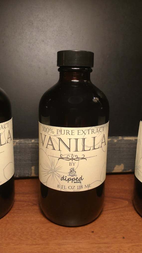 100 pure vanilla extract