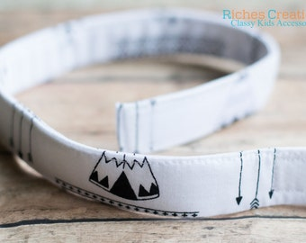 Camping Kids Belts- Adjustable Velcro Belt