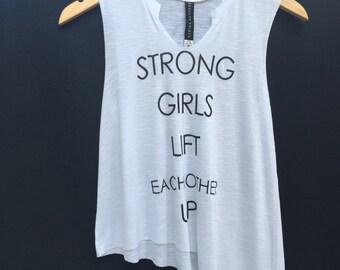 Tween Girls Graphic Print Top/Empowering Quote/Girls Graphic Tee/Gift
