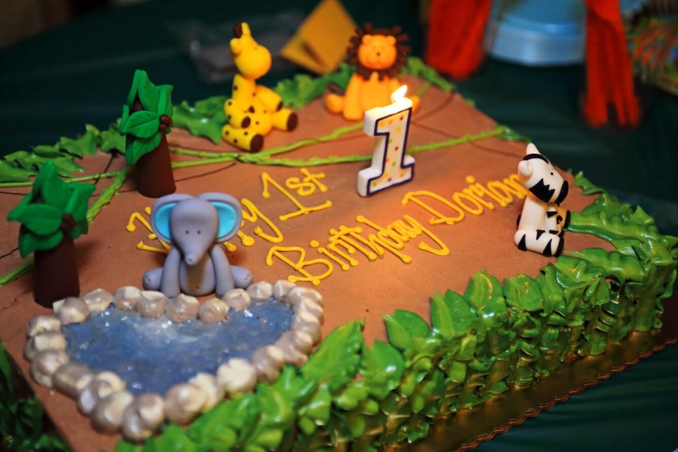 Edible Animal Cake Toppers Australia