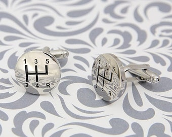 ON SALE Manual Car Cufflinks