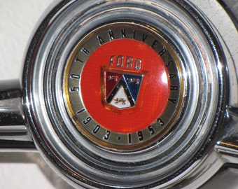 Ford 50th. Anniversary Steering Wheel