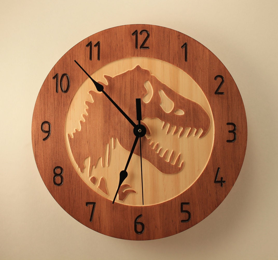 28 Wooden Wall Clock Pin Wood Wall Clock Wood Wall Clock On