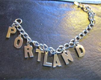 Vintage Portland Bracelet