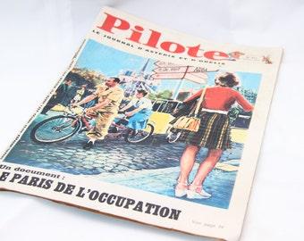 Magazine 1969 driver