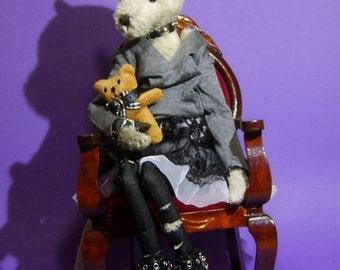 Rat girl Marielle