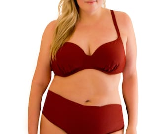 VOLUPTUOUS SWIMSUITS, BIKINI for the most gorgeous and curvy woman C cup, plus size