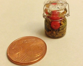Miniature pickles
