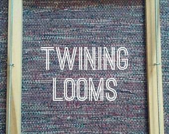 Twining Looms