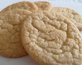 1 Dozen Sugar Cookies
