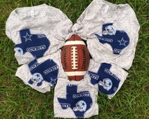 Dallas cowboys shirt - Sweet Texas Treasures - Dallas cowboys womens shirt, dallas cowboys girl, dallas cowboys vneck tee, DFW football