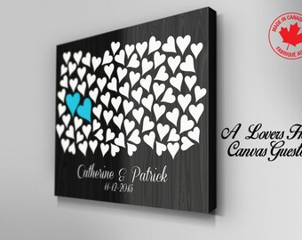 Lovers Heart Guestbook